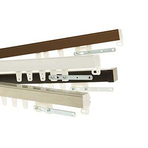 Euro Track Heavy Wall Mount Collection